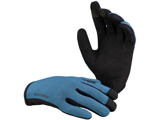 IXS Carve Gloves ocean